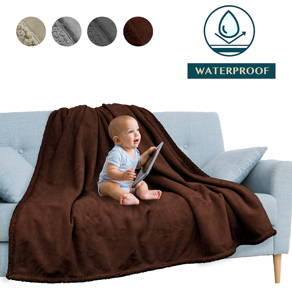 waterproof blanket for couch sofa bed protector